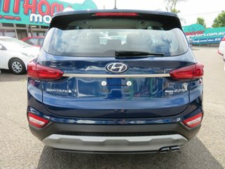 2019 Hyundai Santa Fe TM MY19 Active Blue 8 Speed Sports Automatic Wagon