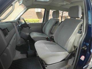 2003 Volkswagen Caravelle T4 V6 Blue 4 Speed Auto Active Select Van
