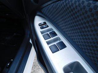2006 Toyota Yaris NCP93R YRS White 4 Speed Automatic Sedan