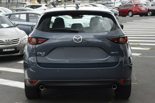 2020 Mazda CX-5 KF4WLA Akera SKYACTIV-Drive i-ACTIV AWD Grey 6 Speed Sports Automatic Wagon