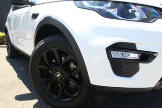 2016 Land Rover Discovery Sport L550 16.5MY SE White 9 Speed Sports Automatic Wagon.
