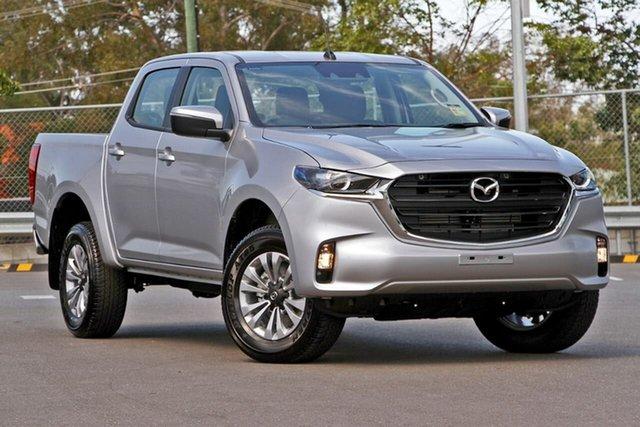 New Mazda BT-50 TFS40J XT Hillcrest, 2020 Mazda BT-50 TFS40J XT Ingot Silver 6 Speed Sports Automatic Utility