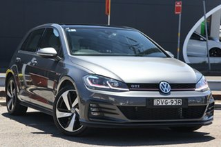 2018 Volkswagen Golf 7.5 MY18 GTI DSG Grey 6 Speed Sports Automatic Dual Clutch Hatchback.