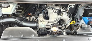 2011 Hyundai iMAX TQ-W Silver 4 Speed Automatic Wagon.
