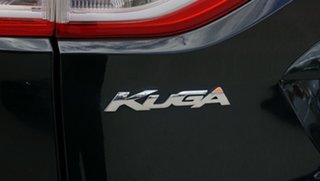2015 Ford Kuga TF MY15 Trend PwrShift AWD Black 6 Speed Sports Automatic Dual Clutch Wagon