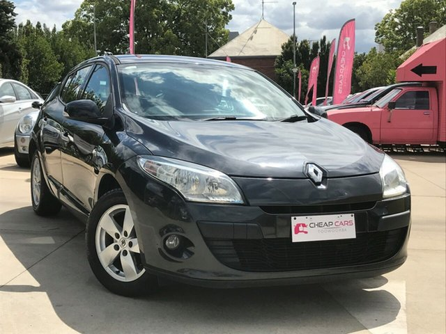Used Renault Megane III B32 Dynamique Toowoomba, 2011 Renault Megane III B32 Dynamique Grey 6 Speed Constant Variable Hatchback