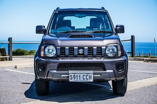 2013 Suzuki Jimny SN413 T6 Sierra Grey 5 Speed Manual Hardtop