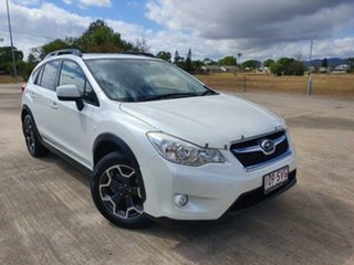 2012 Subaru XV G4X MY12 2.0i-L Lineartronic AWD White 6 Speed Constant Variable Wagon.