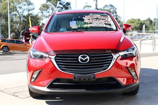 2015 Mazda CX-3 DK4W7A Akari SKYACTIV-Drive i-ACTIV AWD Soul Red 6 Speed Sports Automatic Wagon
