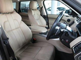 2016 Land Rover Range Rover Sport L494 16.5MY SE Arubasilver 8 Speed Sports Automatic Wagon