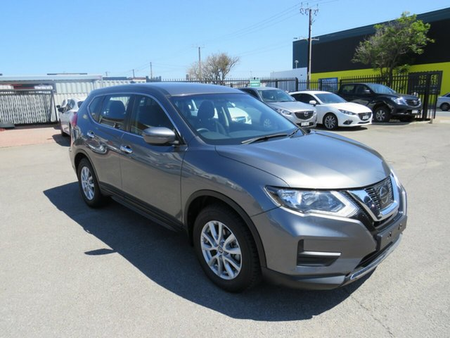 Used Nissan X-Trail T32 Series II ST X-tronic 4WD, 2018 Nissan X-Trail T32 Series II ST X-tronic 4WD Grey 7 Speed Constant Variable Wagon
