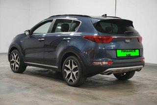 2016 Kia Sportage QL MY17 GT-Line AWD Blue 6 Speed Sports Automatic Wagon.