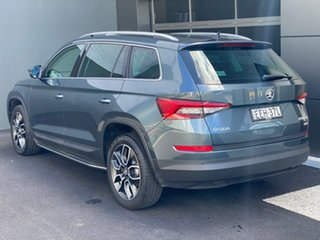 2019 Skoda Kodiaq NS MY19 132TSI DSG Grey 7 Speed Sports Automatic Dual Clutch Wagon