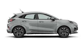 2020 Ford Puma JK 2020.75MY ST-Line DCT Solar Silver 7 Speed Sports Automatic Dual Clutch Wagon