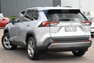 2019 Toyota RAV4 Mxaa52R Cruiser 2WD Silver Sky 10 Speed Constant Variable SUV.