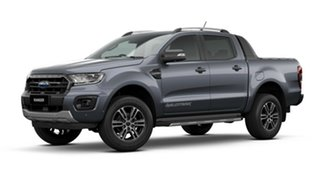2020 Ford Ranger PX MkIII 2020.75MY Wildtrak Meteor Grey 10 Speed Sports Automatic
