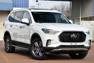 2020 LDV D90 SV9A MY19 Executive Blanc White 8 Speed Sports Automatic Wagon.