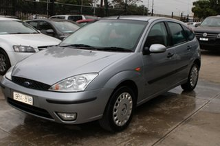 2003 Ford Focus LR CL Silver 5 Speed Manual Hatchback.