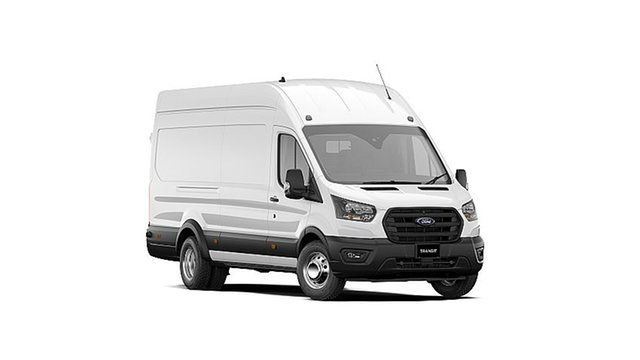 New Ford Transit VO 2021.25MY 470E (High Roof) Port Adelaide, 2021 Ford Transit VO 2021.25MY 470E (High Roof) Frozen White 6 Speed Manual Van