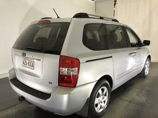 2007 Kia Carnival VQ MY07 EX Silver 4 Speed Sports Automatic Wagon