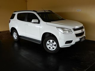 2015 Holden Colorado 7 RG MY16 LT (4x4) White 6 Speed Automatic Wagon.