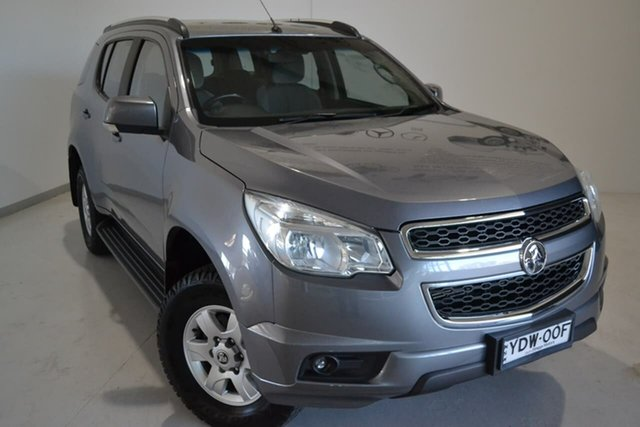 Used Holden Colorado 7 RG MY16 LT, 2015 Holden Colorado 7 RG MY16 LT Grey 6 Speed Sports Automatic Wagon