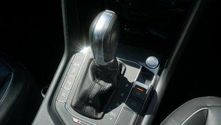 2018 Volkswagen Tiguan 5N MY19 132TSI DSG 4MOTION Comfortline White 7 Speed