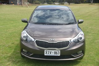 2012 Kia Cerato TD MY12 S Gold 6 Speed Sports Automatic Hatchback.