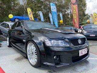 2007 Holden Commodore VE SS-V Black 6 Speed Automatic Sedan.