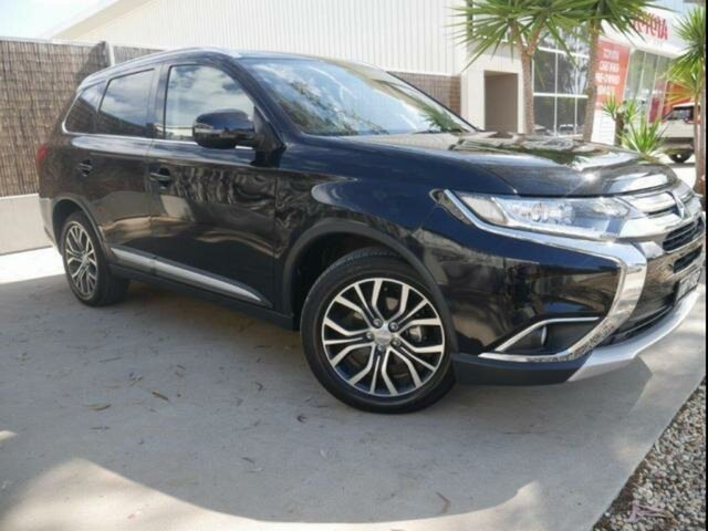 Used Mitsubishi Outlander ZK MY17 LS (4x2), 2017 Mitsubishi Outlander ZK MY17 LS (4x2) Continuous Variable Wagon