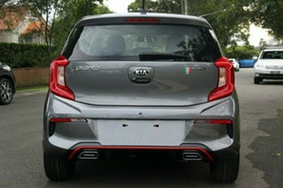 2020 Kia Picanto JA MY21 GT-Line Grey 4 Speed Automatic Hatchback