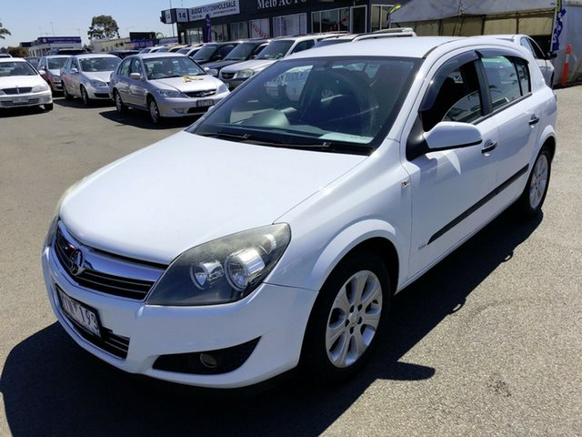 Used Holden Astra AH MY09 CD, 2009 Holden Astra AH MY09 CD 4 Speed Automatic Hatchback