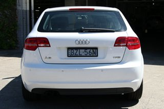 2011 Audi A3 8P MY11 TFSI Sportback S Tronic Ambition 7 Speed Sports Automatic Dual Clutch Hatchback