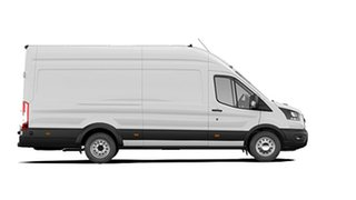 2021 Ford Transit VO 2021.25MY 470E (High Roof) Frozen White 6 Speed Manual Van