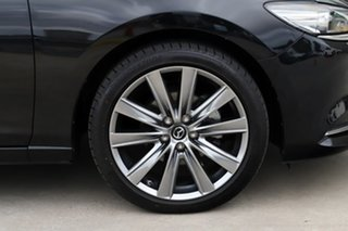 2019 Mazda 6 GL1033 Atenza SKYACTIV-Drive Jet Black 6 Speed Sports Automatic Sedan