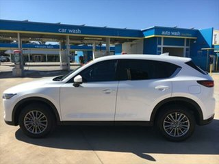 2017 Mazda CX-5 KF2W7A Maxx SKYACTIV-Drive FWD Sport Snowflake White Pearl 6 Speed Sports Automatic