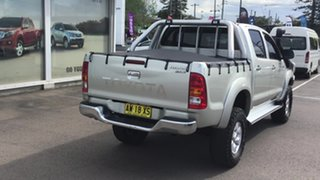 2006 Toyota Hilux GGN25R MY07 SR5 Gold 5 Speed Manual Utility