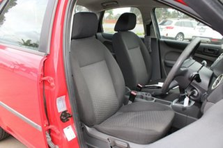 2006 Ford Focus LS CL Red 5 Speed Manual Sedan