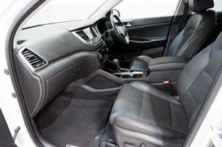 2017 Hyundai Tucson TLe MY17 Highlander D-CT AWD White 7 Speed Sports Automatic Dual Clutch Wagon