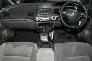 2007 Honda Civic 8th Gen MY07 VTi-L Satellite Mist 5 Speed Automatic Sedan