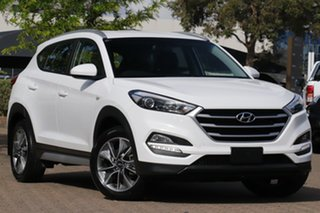 2018 Hyundai Tucson TL MY18 Active X (FWD) Polar White 6 Speed Automatic Wagon.