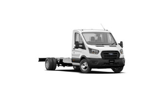 2021 Ford Transit VO 2021.25MY 430E Frozen White 10 Speed Automatic Single Cab Cab Chassis.