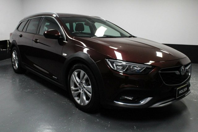 Used Holden Calais ZB MY18 Tourer AWD, 2018 Holden Calais ZB MY18 Tourer AWD Red 9 Speed Sports Automatic Wagon