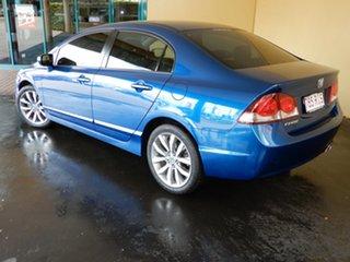 2010 Honda Civic MY10 Sport Blue 5 Speed Automatic Sedan.