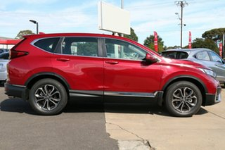 2020 Honda CR-V RW MY21 VTi 4WD L AWD Ignite Red 1 Speed Constant Variable Wagon