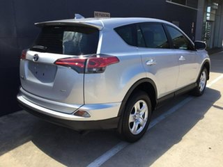 2016 Toyota RAV4 ALA49R GX AWD Silver 6 Speed Sports Automatic Wagon
