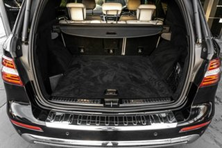 2015 Mercedes-Benz M-Class W166 MY805 ML350 BlueTEC 7G-Tronic + Black 7 Speed Sports Automatic Wagon