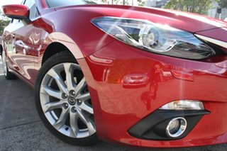 2014 Mazda 3 BM SP25 GT 6 Speed Automatic Hatchback.