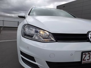 2016 Volkswagen Golf VII MY17 92TSI Trendline 6 Speed Manual Hatchback