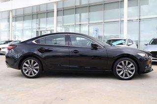 2019 Mazda 6 GL1033 Atenza SKYACTIV-Drive Jet Black 6 Speed Sports Automatic Sedan.